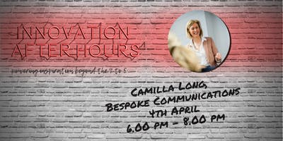 Innovation After Hours with Camilla Long