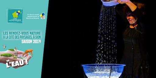 Spectacle: Holà l'eau là ! Par la compagnie Atirelarigot.