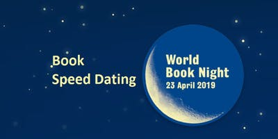 World Book Night 2019 - Book Speed Dating