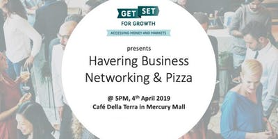 Havering Business Networking & Pizza