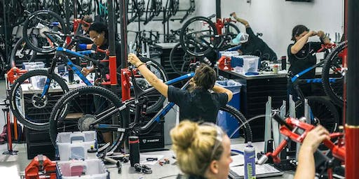 Bicycle Maintenance Class - Cambridge