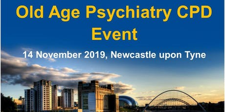 Old Age Psychiatry CPD Event  tickets