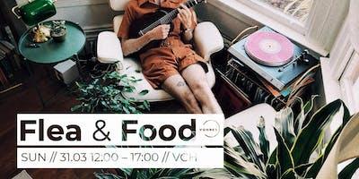 Flea & Food