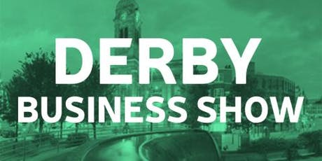 Derby Business Show - Autumn 2019 tickets