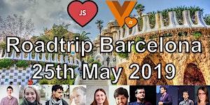 VueJS and Frontend Roadtrip Barcelona