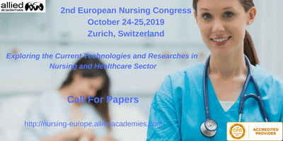 2nd European Nursing Congress