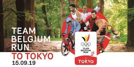 Run to Tokyo (Team Belgium) tickets