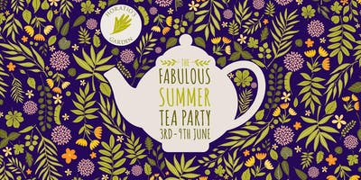 The Fabulous Summer Tea Party Stoke Mandeville