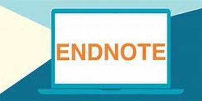 EndNote Workshop Wed 27 March (Helen Rhodes)