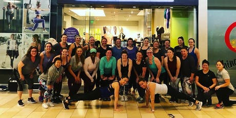 FREE WORKOUT Fabletics Spring/Summer 2019 SERIES tickets