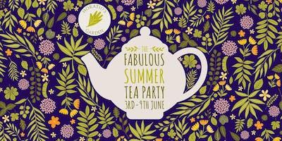 The Fabulous Summer Tea Party Salisbury