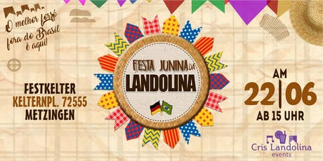 Festa Junina da Landolina Tickets