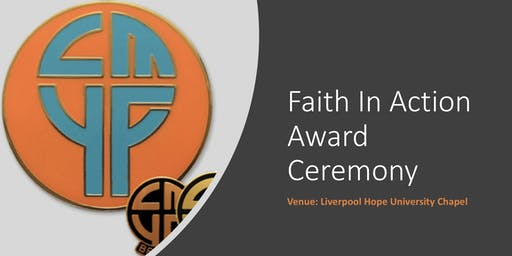 Faith In  Action Award Ceremony (South)