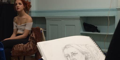 OIL PORTRAITURE MASTERCLASS with Adele Wagstaff