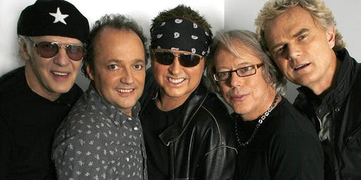 Loverboy plus Charlie Farren