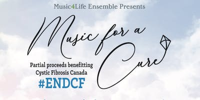 Music4life Ensemble presents Music for a Cure