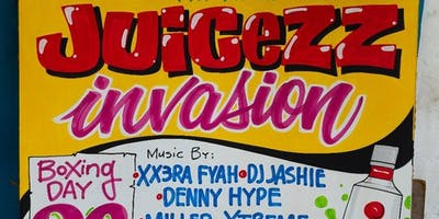 Dancehall Sign Painting Workshop