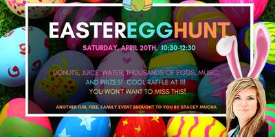 Mucha Homes Easter Egg Hunt