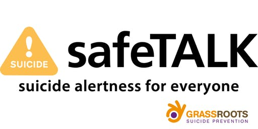 safeTALK: Suicide Alertness For Everyone