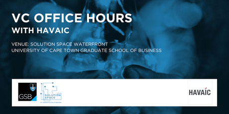 VC Office Hours with Havaic  tickets