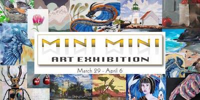 Mini Mini   Art Exhibition