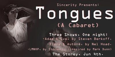 Tongues: A Cabaret