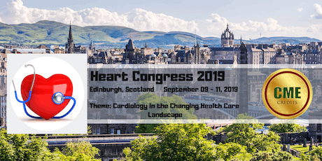 Global Experts Meeting on Frontiers in Cardiology and Health Care tickets