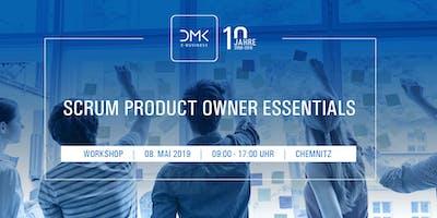 Scrum Product Owner Essentials