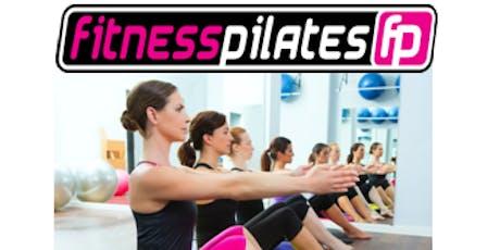 Fitness Pilates Mon PM tickets