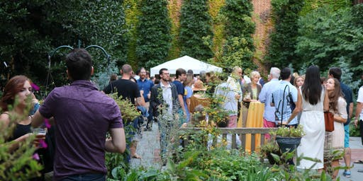 Summer Beer Garden at the Mütter