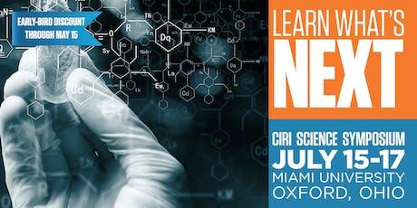 CIRI Science Symposium tickets