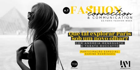 A.T FASHION CONNECTION & COMMUNICATION billets