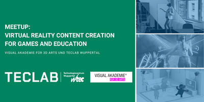 Virtual Reality Content Creation for Games and Edu