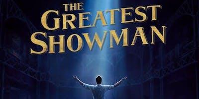 The Greatest Showman Masterclass (+ Pizza!)