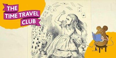 Time Travel Club - Alice in Wonderland storytelling (4-6)