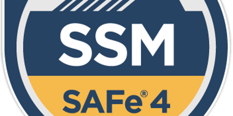 SAFe® Scrum Master Certification, Los Angeles, CA tickets