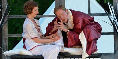 Private Lives by Noël Coward - Outdoor Theatre at Walton Gardens