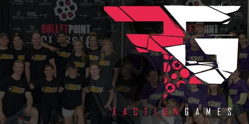 2019 Bullet Point Faction Games Volunteer
