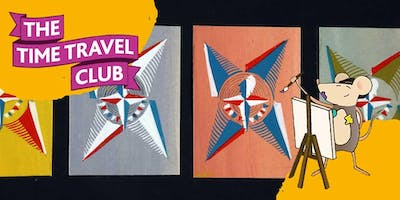 Time Travel Club  - Abram Games and the art of airbrushing (7-11)