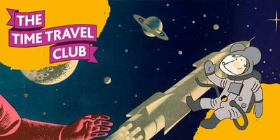 Time Travel Club  - Race to space (7-11)