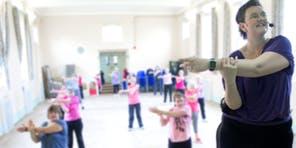 Aerobics Class Tues AM
