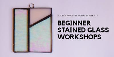 Cotton Factory: Stained Glass Workshop for Beginners