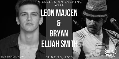 Leon Majcen & Bryan Elijah Smith | June 26, 2019 tickets