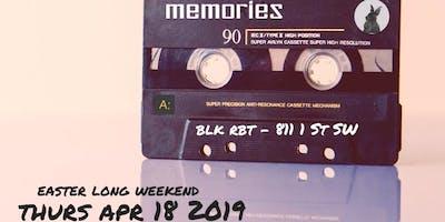 MEMORIES - 80s & 90s Old School Party