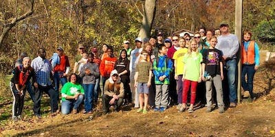 Historic Oella Cemetery Cleanup