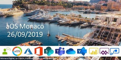 Journée aOS Monaco - 26 septembre 2019