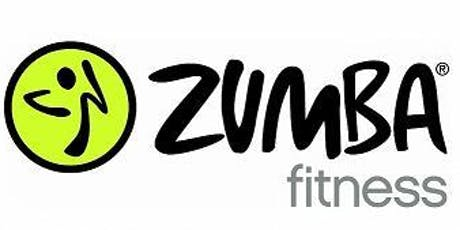 Zumba Tues PM tickets