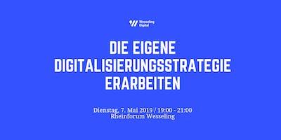 Die eigene Digitalisierungsstrategie erarbeiten