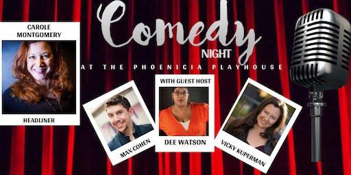 Comedy Night in Phoenicia