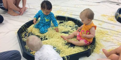 Messy Play Spring Session (Burlington)